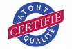 Certified quality advantage